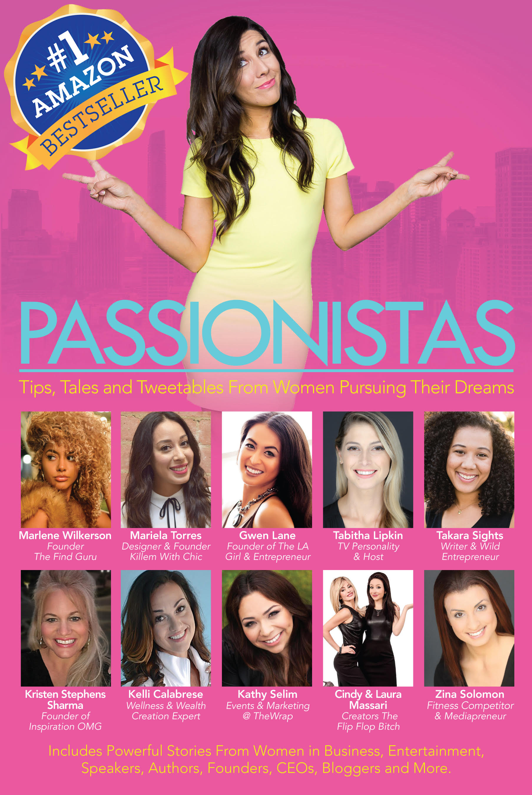 passionista-1-best-seller-cover