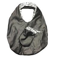 crocodile black purse