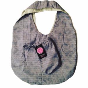 lavender baby bag